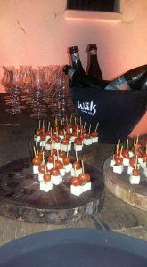 Alma Chef comandou o delicioso buffet harmonizado com as Cervejas Inhotim