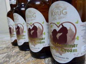Cerveja inspirada em Sonhos de Uma Noite de Verão