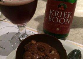 Chocolate e cerveja sour