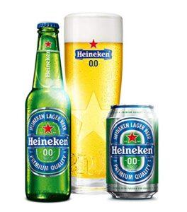 A Heineken sem álcool é uma das apostas da companhia holandesa em 2020