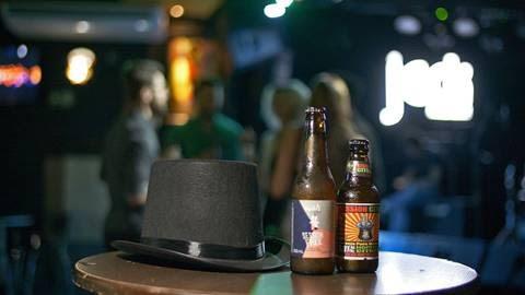 Mais lupulada, a Session Free Wals é uma das sem álcool com muito sabor de cerveja