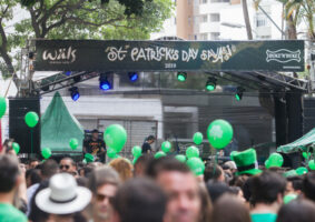 St.Patrick´s Day Savassi