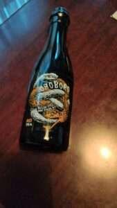 Outra cerveja de outono, com o perfil da estação, é a Dubbel da Verace