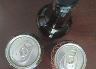 Seja em lata ou garrafa, o importante é conservar bem a cerveja.