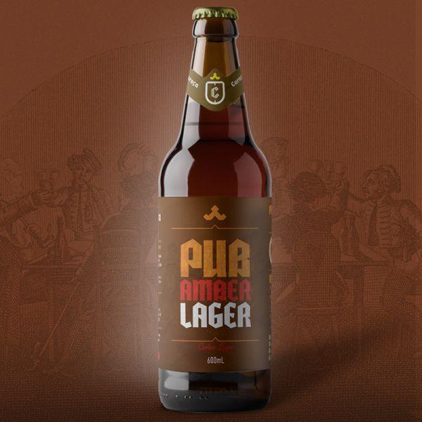 Das cervejas para o Dia dos Namorados, a primeira sugestão do jornalista Mário Alaska é Pub Amber Lager