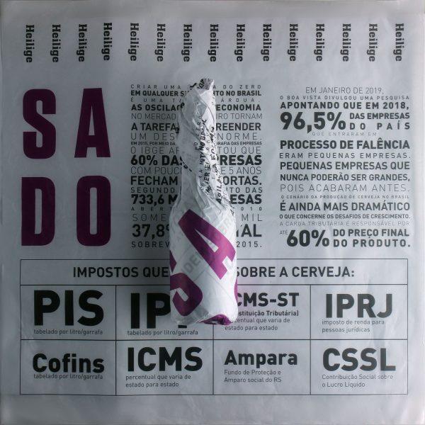 Sado é a primeira da série-manifesto da Cervejaria Heilige