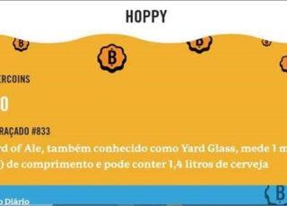 Hoppy está na Web em vários idiomas