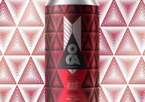 Rudá, cerveja com tapioca da OCA