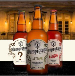 Witbier da Ouropretana é uma das novidades cervejeiras neste início de semestre