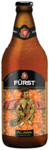 Com lúpulos do novo mundo, Alawa é a Session IPA da Cervejaria Fürst, da cidade de Formiga