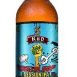 Com o titulo da música dos Ramones, esta é da Cervejaria Kud