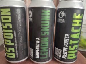 Notícias Cervejeiras da semana mostram que o envase em latas é crescente no Brasil