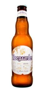 Hoegaarden, a mais iconica das Wits, recebe camomila na receita. Uma flor, afinal é Primavera!