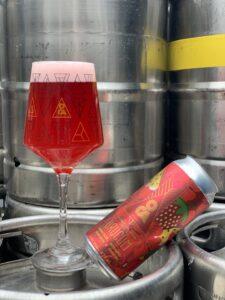 Uma das dicas cervejeiras da semana é a Urucum , feita com ingredientes brasileiríssimos