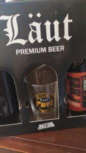 Fuel é a Amber Lager da Laut. Um dos lançamentos que foram destaque na coluna Pão e Cerveja