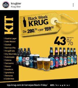 Black Week na Krug