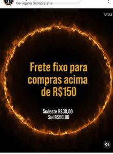Ouropretana anuncia promoções até 27 de novembro