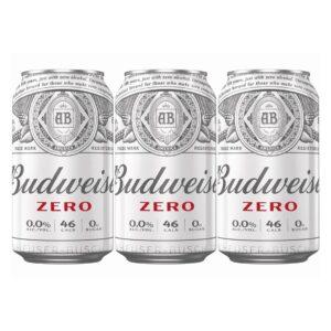 Budweiser zero tem esportista como embaixador