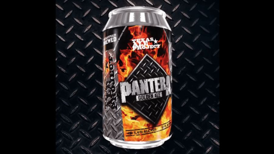 Cerveja do Pantera. É ou não um belo destaque na feira de novidades cervejeiras?