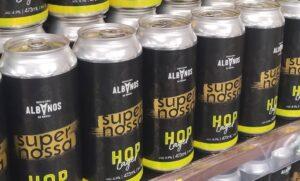 Em fevereiro Super Nosso começa a vender seu terceiro rótulo próprio feito em parceria com Albanos