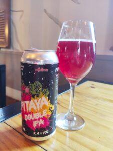 Ipitaya é um projeto pensado para o Dia Internacional da Mulher. Uma cerveja rosa, porém amarga, para quebrar paradigmas