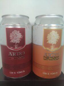 Art 89 é a linha de bebidas destiladas que a Cervejaria Capim Branco produz