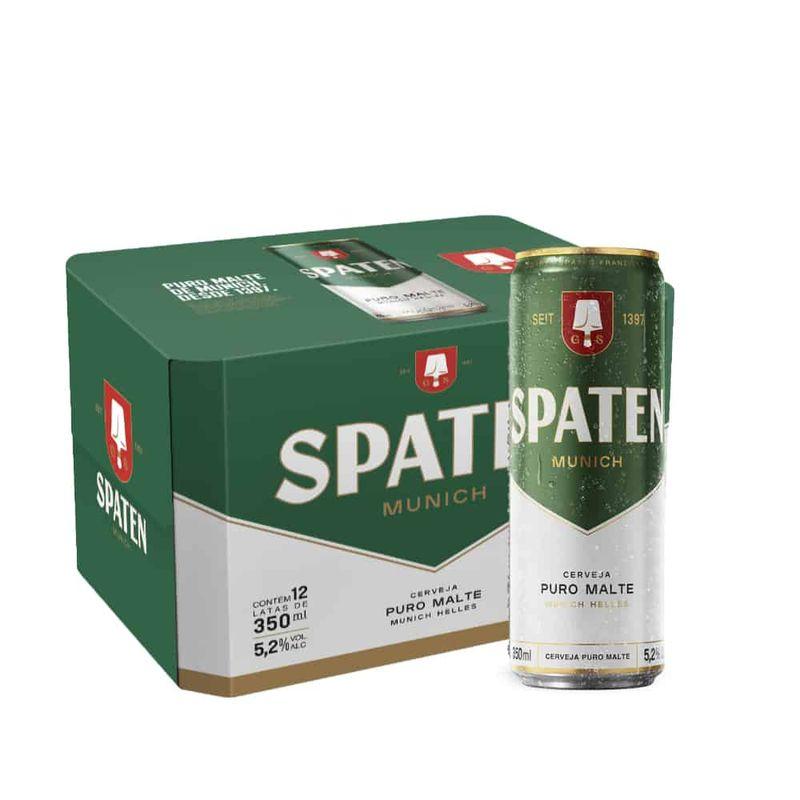 Spaten Helles é a primeira cerveja oficial desse estilo, criada em 1894.