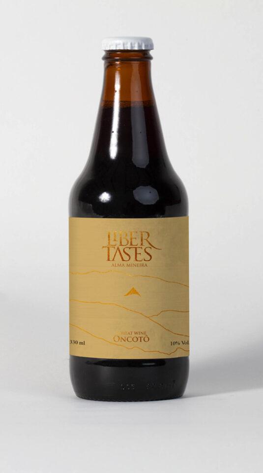 Oncotô é a Wheat Wine da Cervejaria Libertastes