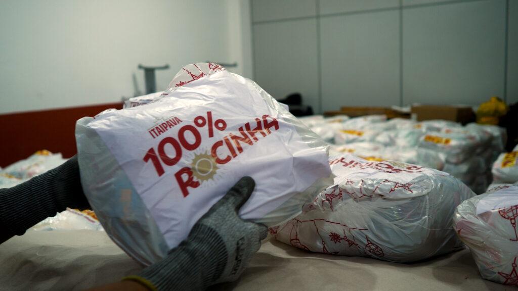 100% Rocinha vai investir 1 milhão na maior comunidade da América Latina