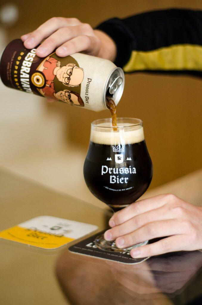 Prússia Bier é uma das cervejarias do interior de MG presentes no mercado