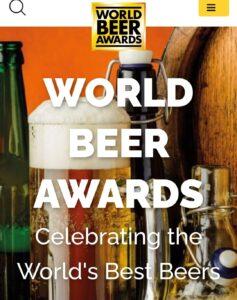 Mesmo com a pandemia, o World Beer Awards foi realizado com sessões de julgamento remotas.